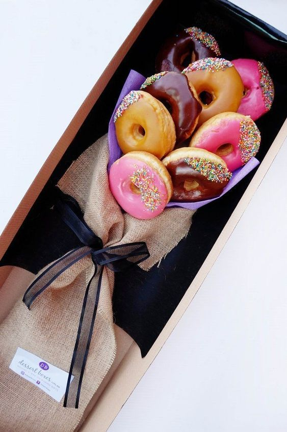donuts-bouquet