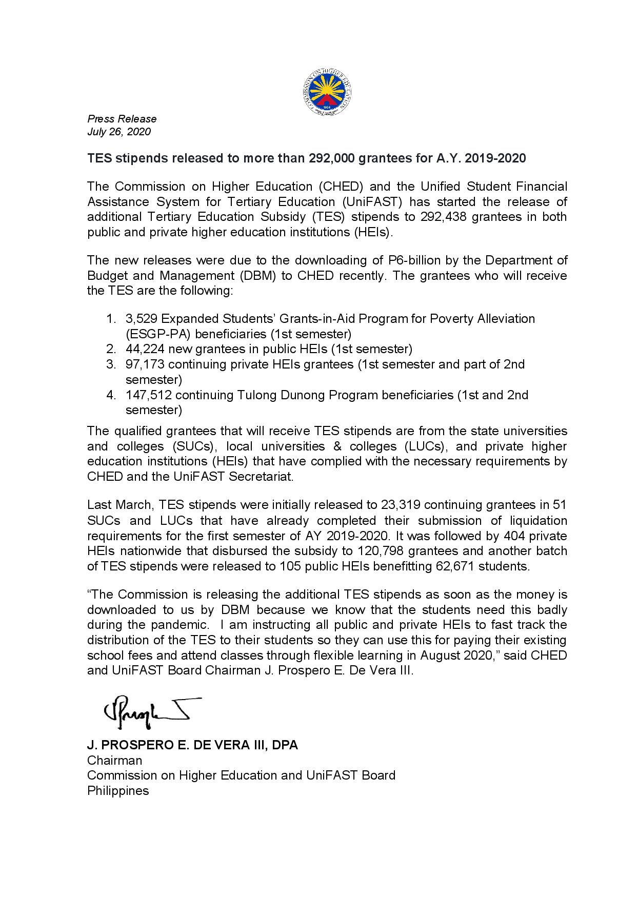 ched-press-release-july-26
