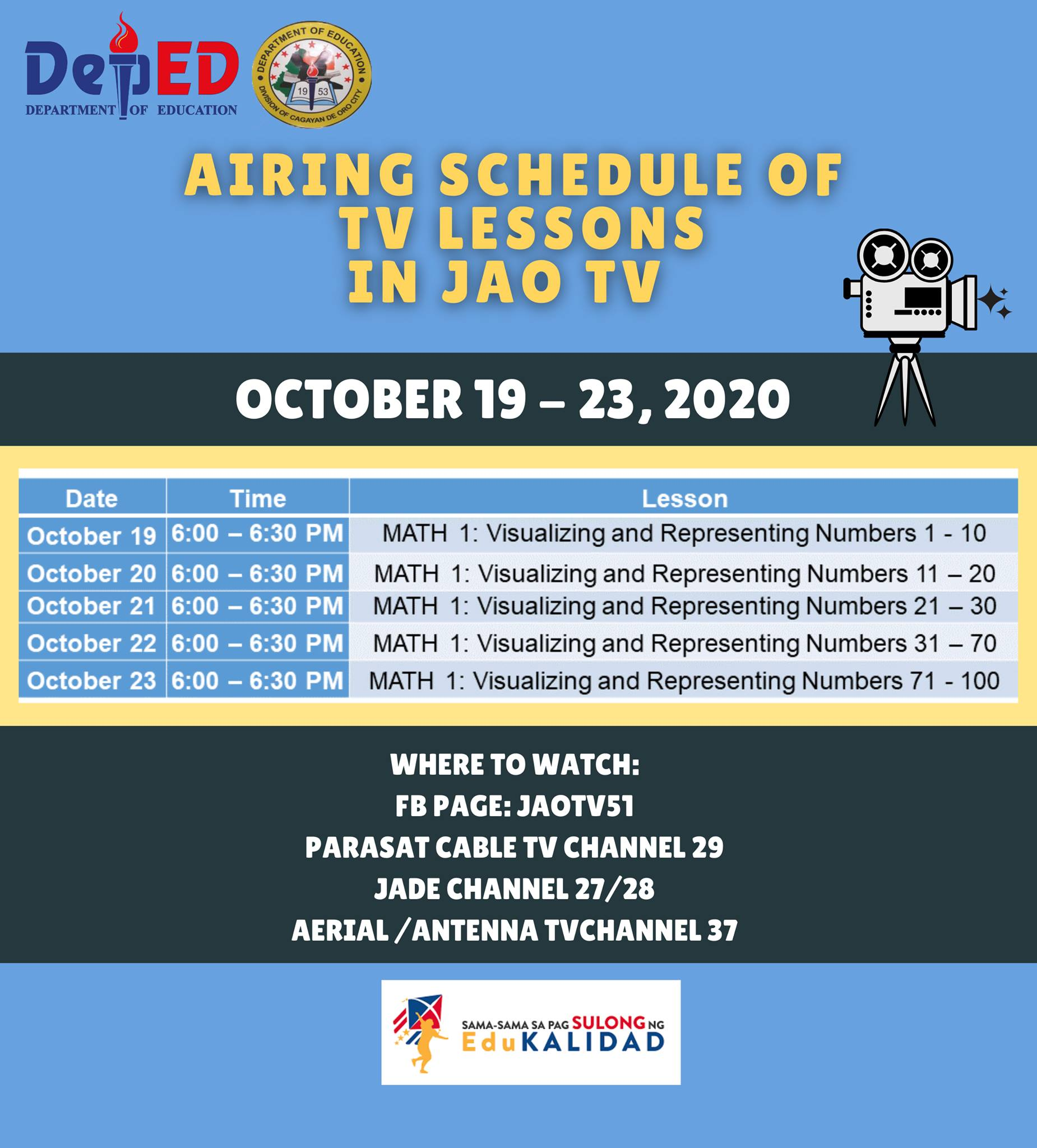 jao-tv-lessons-3rd-week