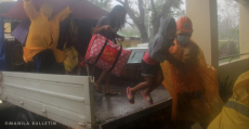 Thousands evacuate as Typhoon Ulysses approaches the Philippines Manila Bulletin
