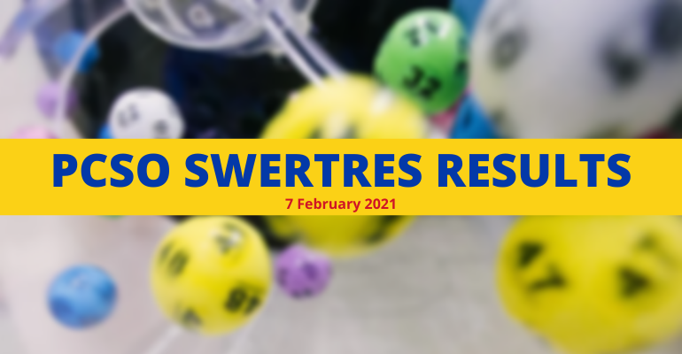 swertres-result-february-7-2021