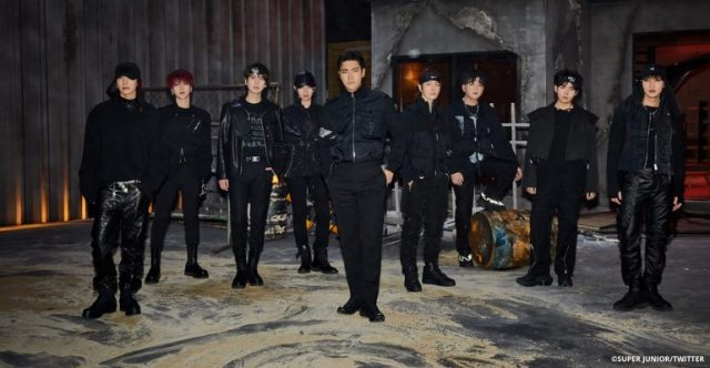 SUPER JUNIOR returns with new album drops MV for House Party
