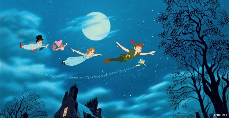 """peter pan bluray 65th anniversary whatalife featured image Disney to release """"Peter Pan & Wendy"""" reboot in 2022"""