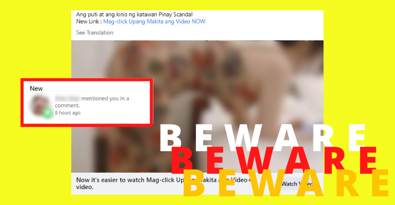 malicious-tagging-on-facebook -2021