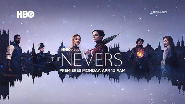 Shopee x HBO Go The Nevers