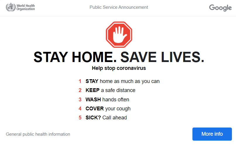 google-stay-home-save-lives