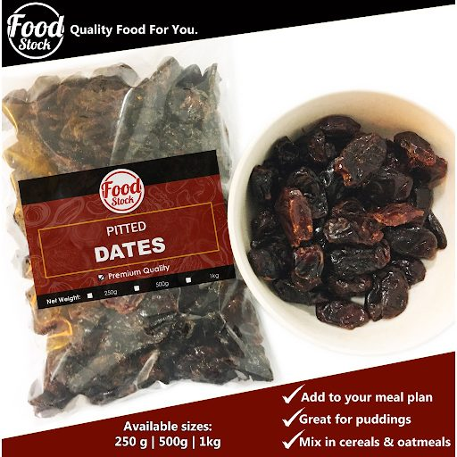 pitted-dates